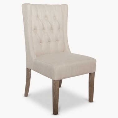 St James Upholstered Dining Chair One World