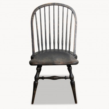 Woodcroft Windsor Chair No Arms One World