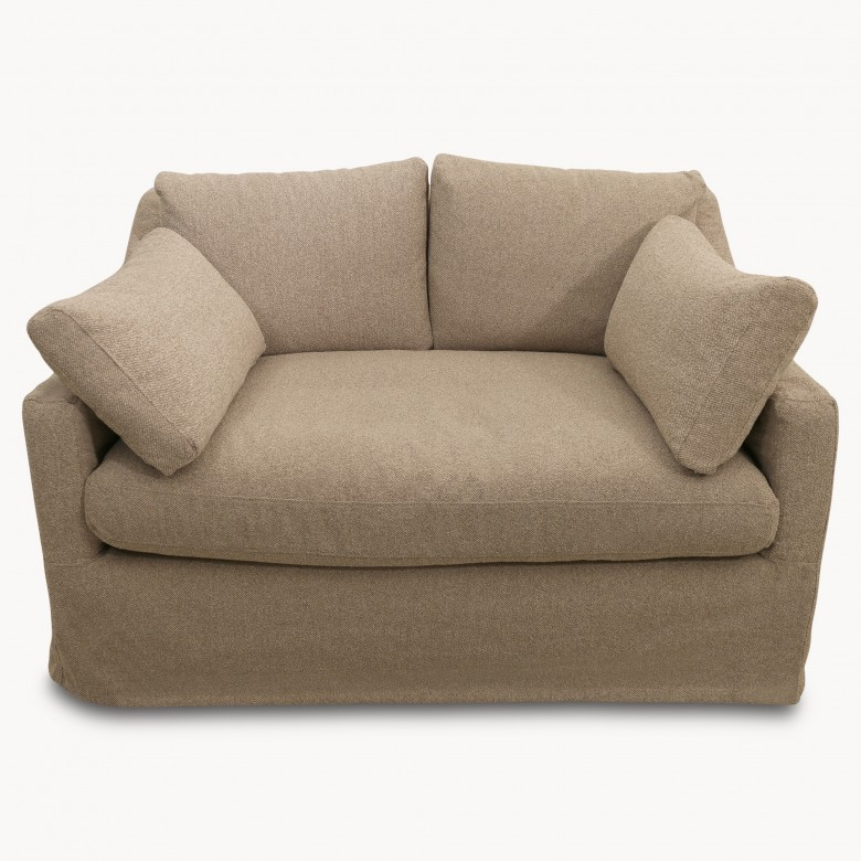 Sofas Loose Covers: Kingswood 2 Seater Loose Cover Sofa