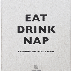 eat drink nap book cover