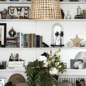 Home of photographer and stylist Carole Poirot