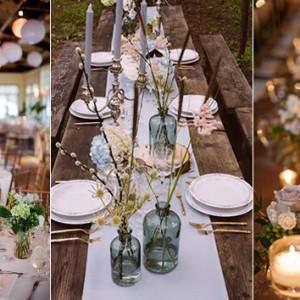 wedding table styling ideas