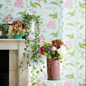 Little Greene wallpaper
