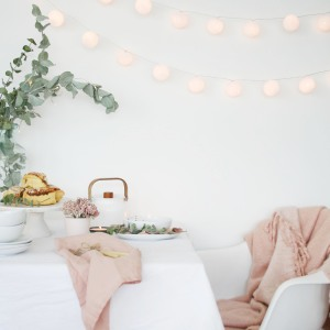 Christmas styling with Apartment Apothecary