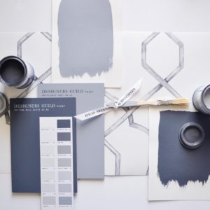 Designers Guild mood board