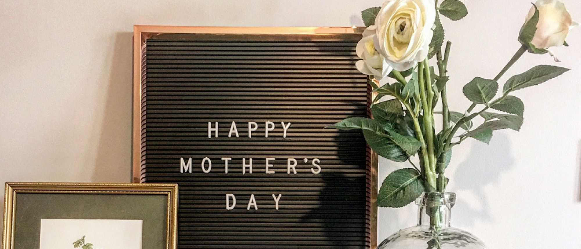 Mother's Day Faux Flowers