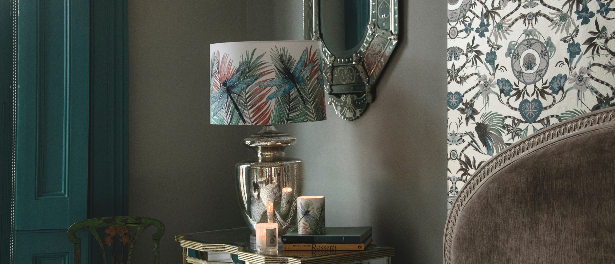 Matthew Williamson Palm Springs Table Lamp